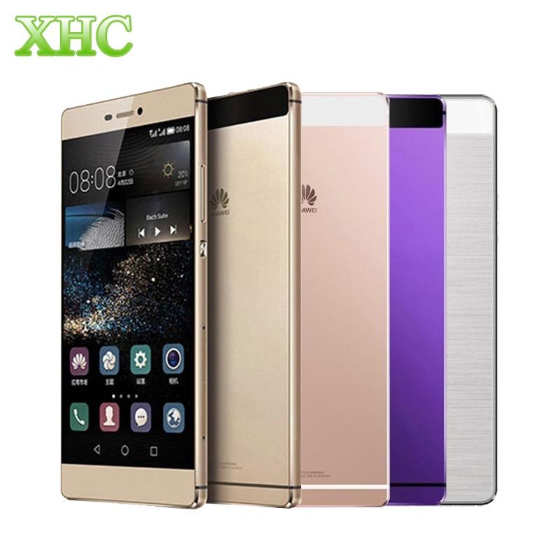 Original 4G LTE 16GB 64GB Huawei P8 P8 Lite 6 4mm 5 2 Android 5 0