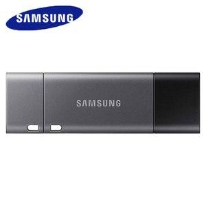 Image 4 - Samsung duo plus usb 3.1 flash drive, 32gb 64gb 128gb 256gb metal tipo c memory stick pendrive para smartphone tablet computador