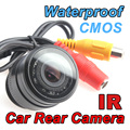 Waterproof  E325 Color CMOS/CCD NTSC Car Rear View LED Camera Car 135 Degree Reverse Backup Camera