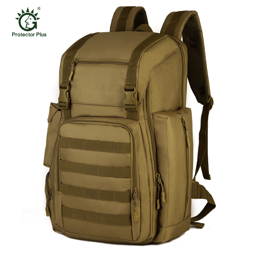 40L Tactical Molle Shoulder Bag Military Camping Hunting Bags Large Travel Rucksack Outdoor Multifunctional Climbing Backpack 40l tactical molle climbing backpack shoulder bag military camping hunting bags travel outdoor multifunctional rucksack