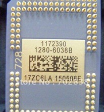 Hot Selling DMD Chip New 1280 6338B 1280 6438B replace 1272 6038B 1272 6039B 1272 6338B many projectors for W600 for H5360 New