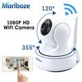 Marlboze 1080P HD Wifi IP Camera Draadloze CCTV Home Security Surveillance Camera IR Nachtzicht Babyfoon Indoor Camera