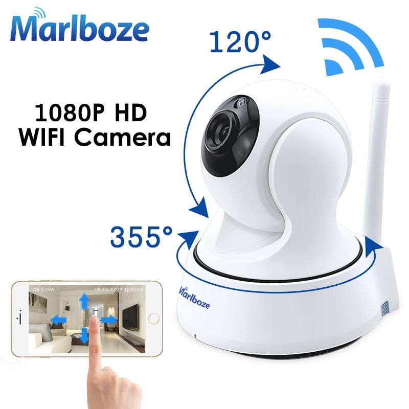 Marlboze 1080P HD Wifi IP Camera Wireless CCTV Home Security Surveillance Camera IR Night Vision Baby Innrech Market.com