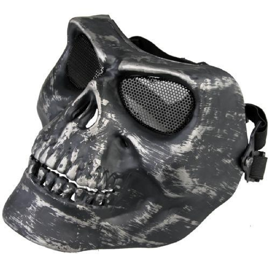 High Quality Outdoor Airsoft Paintball Mask Military Equipment Mascara Army Horror Tacit ...