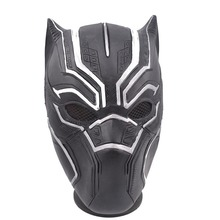 Latex Captain America 3 Civil War Hero Prop Halloween Costume Accessories Cosplay Black Panther Mask Thanos Masks