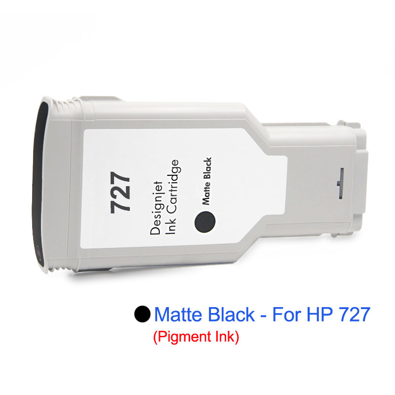 Remanufactured HP727 Gray B3P24A Ink Cartridge for T2530 Printer