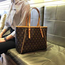 2019 Casual Large Capacity Tote Shoulder Bag Shopping Bags Beach  Casual Tote Ladies bags Large Leather Designer Handbags