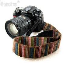 DSLR камера Винтажный стиль плечевой ремень для Sony Nikon Canon Olympus Panasonic Pentax DSLR SLR камера SLR DSLR горячая Распродажа по всему миру
