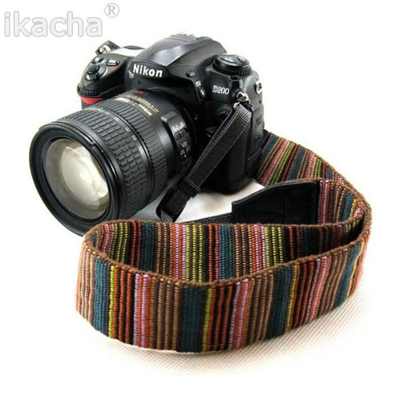 DSLR Camera Vintage Style Shoulder Strap for Sony Nikon Canon Olympus Panasonic Pentax DSLR SLR camera SLR DSLR Hot Worldwide