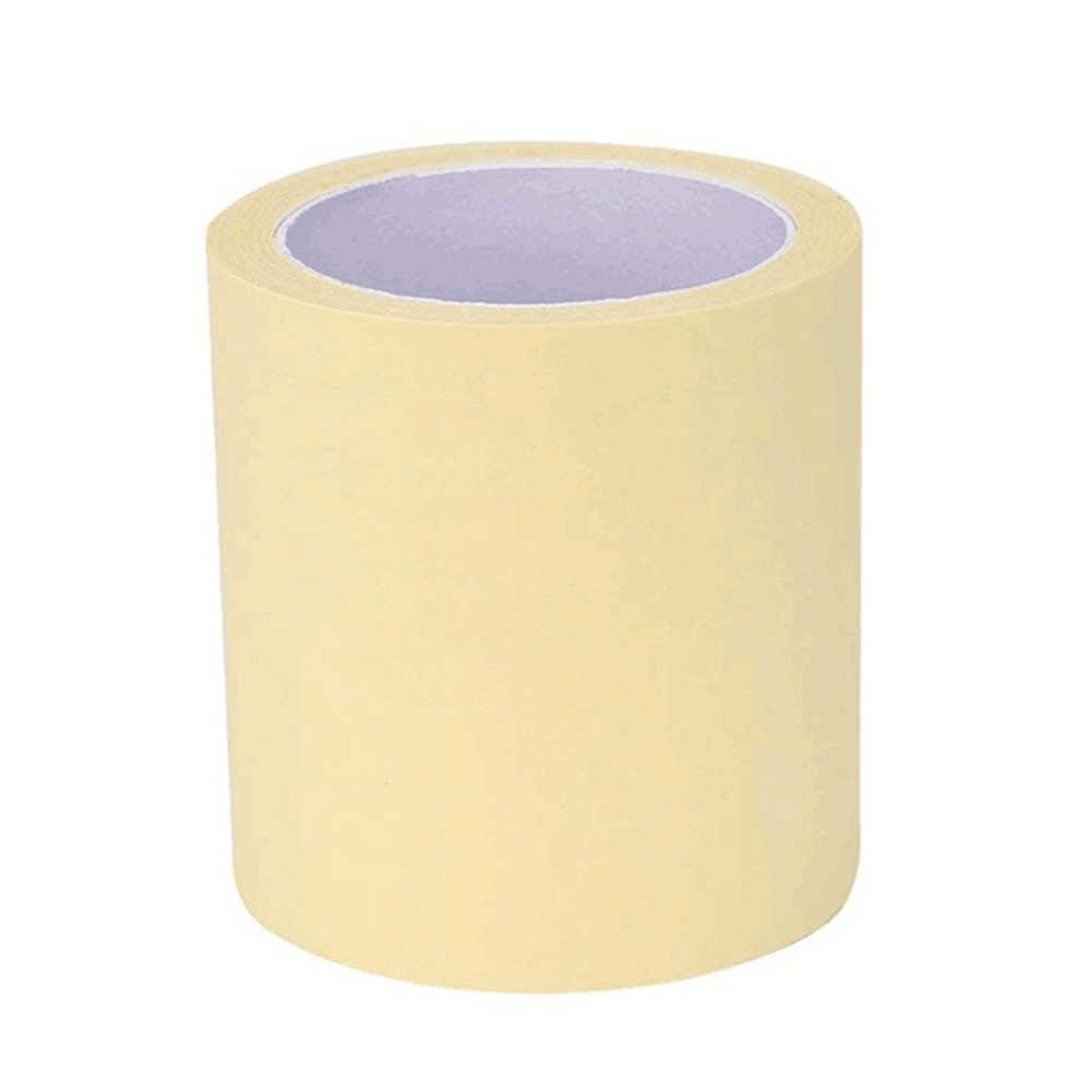 1 rouleau aisselles prévenir la transpiration tampons transparents jetables déodorants sous les bras Anti-transpirant autocollant Anti-transpiration garder au sec autocollant