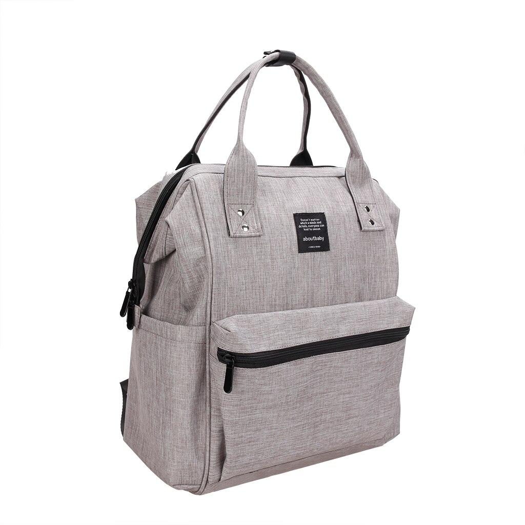 Baby Bag Organizer Torby na pieluchy Plecaki Torby na pieluchy dla - Pieluchy i Trenowanie toalety - Zdjęcie 2