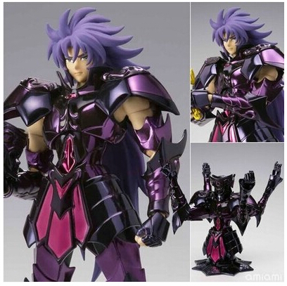 Bandai LC MODEL Kit SAGA KANON saint seiya Myth Cloth Hades GEMINI Surplice EX marvel action figures figure toys gift toy фигурка героя мультфильма saint seiya metalclub galaxy ex kanon 15003
