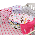 Inverno Envelope Para O Bebê Recém-nascido Cobertor Swaddle Bebê Swaddle Envoltório Macio Saco De Dormir Coruja Infantil Cama Dos Animais