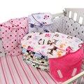 Invierno Del Bebé Swaddle Wrap Envoltura Suave Para El Bebé Recién Nacido Manta Swaddle Saco de Dormir Búho ropa de Cama de Bebé Animal