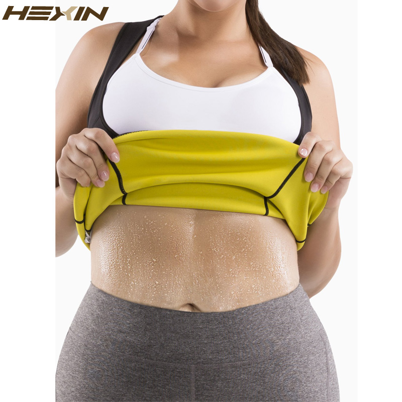 Plus Size Hot Body Shapers Vest Waist Trainer Slimming Vest Shapewear