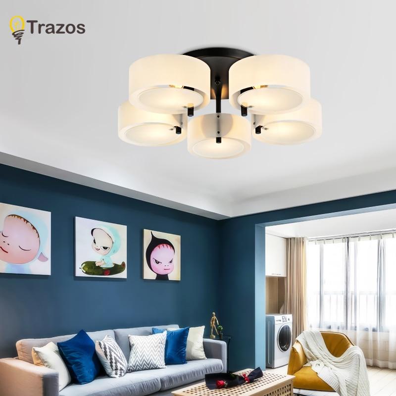 Trazos Μοντέρνα Led Φωτιστικά Οροφής - Εσωτερικός φωτισμός - Φωτογραφία 4
