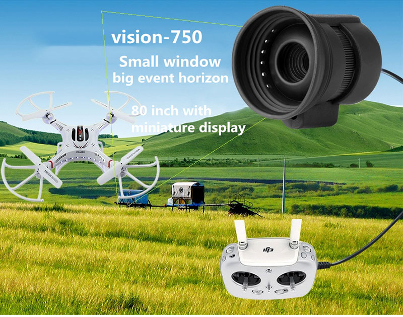 Сделай Сам 80 дюймов 854х480 монокуляр микро жк-дисплей Дисплей гарнитура мониторы поддержка АВ вход с FPV-системы очки для радиоуправляемый гоночный беспилотный мультикоптер монокуляр очки монитор очки для монитора монокуляр монитор с FPV монитор