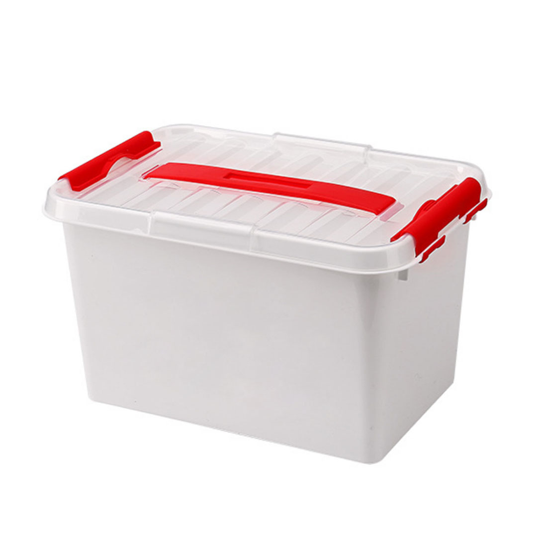 US $13 27 25% OFF|ITECHOR 1 Pcs PP Multi Function Storage Box Portable  First Aid Case Medical Suitcase For Household Office Outdoor Prepare S L-in