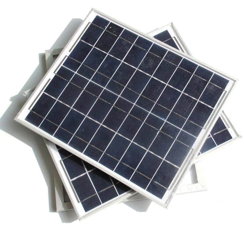 BUHESHUI 20W Polycrystalline Solar Panel Charging 12V Battery Solar Panel Power Home System Solar Module+Cable Free Shipping