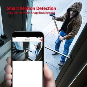 Image 5 - Enov système de sécurité extérieur sans fil 8CH 1080P, caméra Ip Wifi 2mp, NVR, Kit de vidéosurveillance dôme