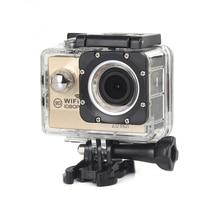 SJ7000 Wifi 2.0 LTPS Full HD 1080 P Câmera Esportes LED 170 Câmera Ao Ar Livre 30 m Wi-fi À Prova D' Água Esportes Camcorder gravador