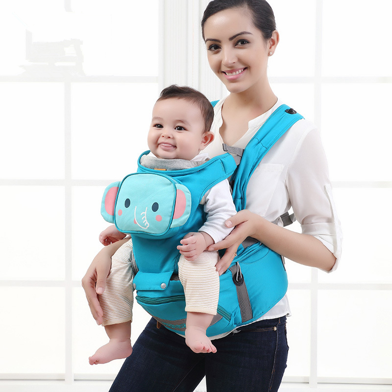 ФОТО Baby Carrier Orthopaedic Doctor Recommended Multifunctional 3 to 48M Infant Baby Sling Pouch Wrap Baby Baby Backpack