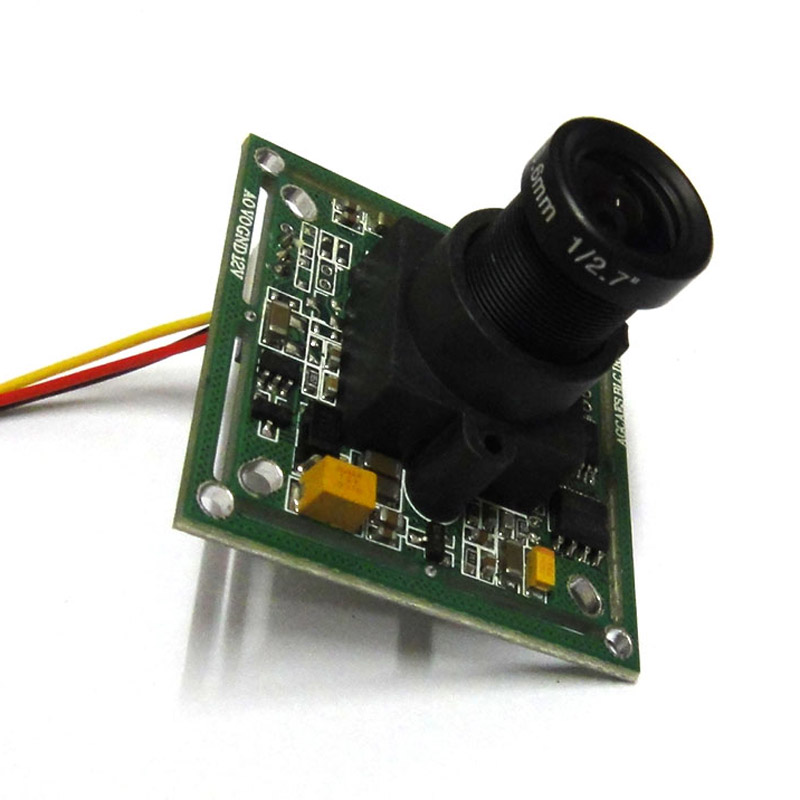 1/3 420TVL SONY CCD Color CCTV Camera Board PCB mainboard, 2.8mm 1080p 3mp lens nadoba
