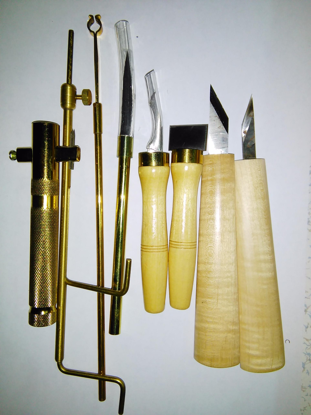 8 PCs Luthier tools for Cello use including cutter repair font b knife b font scraper