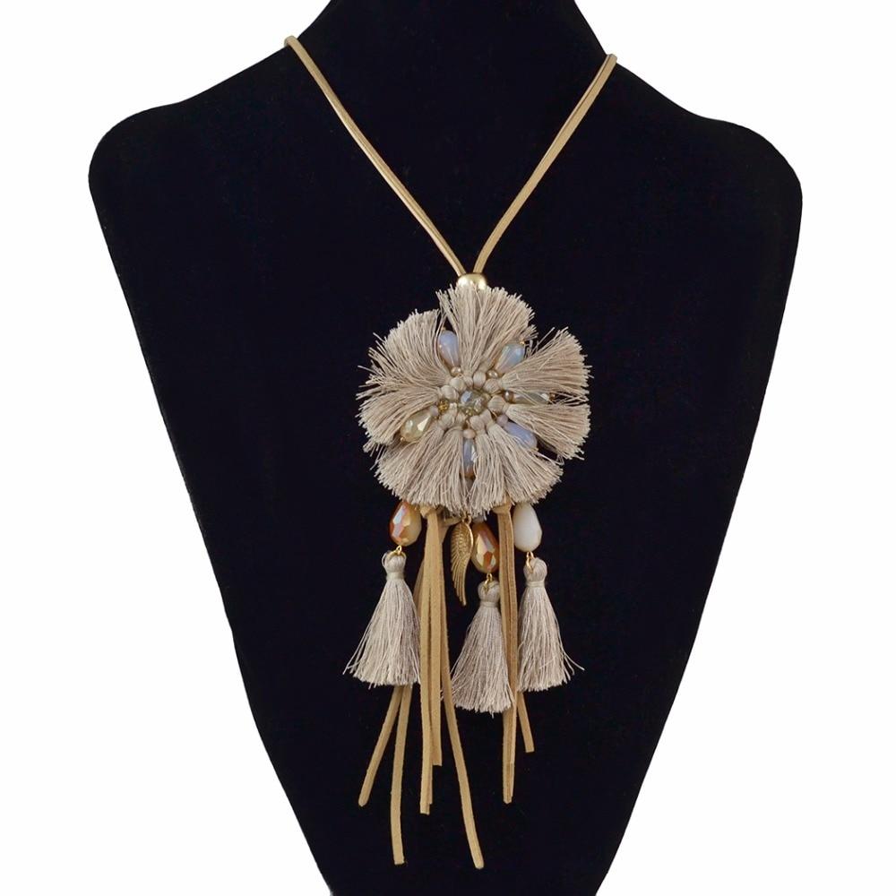 UK BOHO FEATHER BEAD TASSEL FRINGE EARRINGS Festival Jewellery Vintage Tribal
