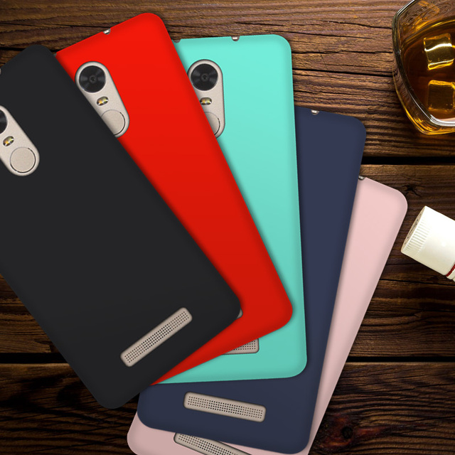 new styles 5ff54 3e999 US $1.4 10% OFF|Geruide For Xiaomi Redmi Note 3(Not Global Version)5.5