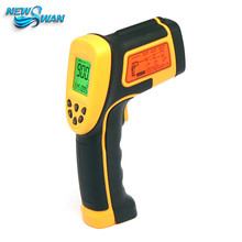Best price Smart Sensor AS862A 12:1 Non-contact Infrared Thermometer Digital Thermometer IR Thermometer -50~900 degree (-58~1652F)