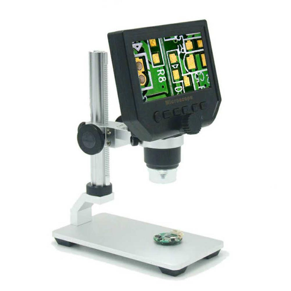 LanLan 4.3-inch OLED Display 600X High-definition LED Digital MicroscopeLanLan 4.3-inch OLED Display 600X High-definition LED Digital Microscope