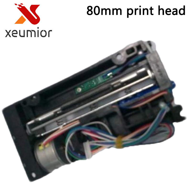 5 sztuk/partia High Speed 80mm głowica drukująca głowica drukarki termicznej nadaje się dla wszystkich 80mm drukarka pokwitowań termiczna POS 80mm drukarka w Drukarki od Komputer i biuro na AliExpress - 11.11_Double 11Singles' Day 1
