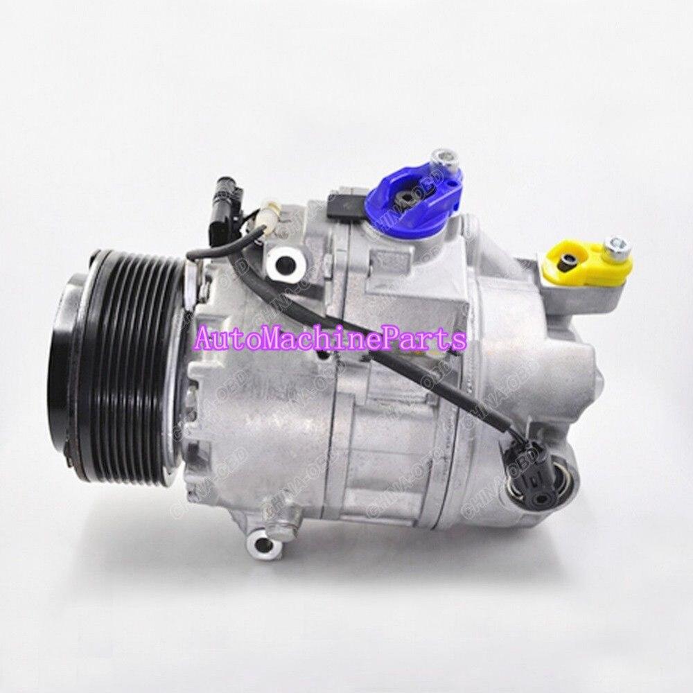 Nouveau compresseur de voiture AC 64529205096 pour BMW X6 3.5i CSE717Nouveau compresseur de voiture AC 64529205096 pour BMW X6 3.5i CSE717