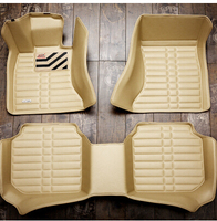 Custom Fit Car Floor Mats For Land Rover Discovery 3 4 2 Sport Range Rover Sport