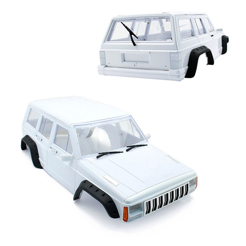 Здесь продается  1:10 RC Car 313mm Body Shell Hard Plastic Cherokee XJ SCX10 RC4WD ABS Toys for Kids  Игрушки и Хобби