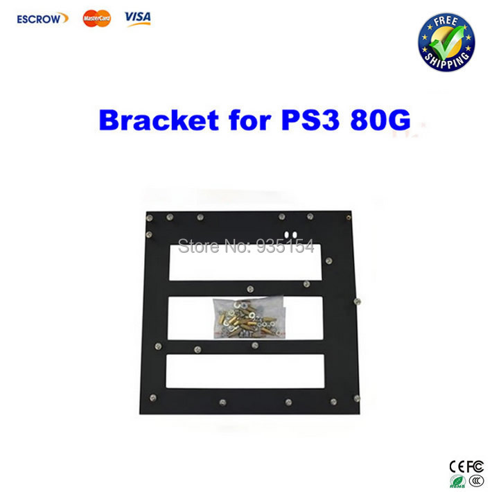 PCB Bracket PCB clamp jig support For PS3 80G new, ps3 repair use, 240x230x3mm best hot selling for ps3 slim jig clamp bracket support for ps3 pcb board free shopping
