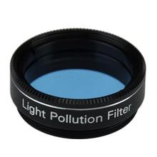 1.25 Pollice Telescopio Inquinamento Luminoso Filtro nebulosa filtri filtro telescopio astronomico telescopio Astronomico oculares