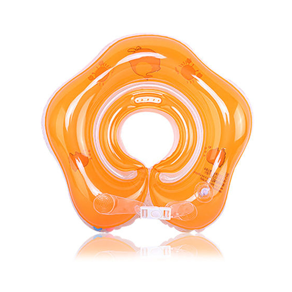 Baby Inflatable Swim Ring Bathing Circle Neck Float Wheels Pool Rafts Summer Toy YH-17