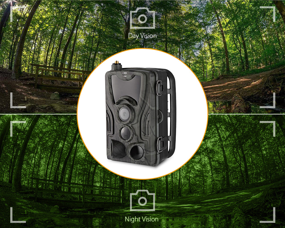 16MP LEDs infrarrojos cámara 6