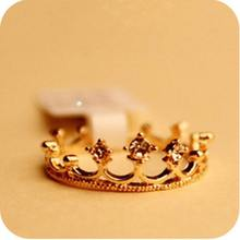 Crown Rings -NFS- NEW FASHION HOT SALE WHOLESALE Party Crown Princess Ring Jewelry #1774396(China)