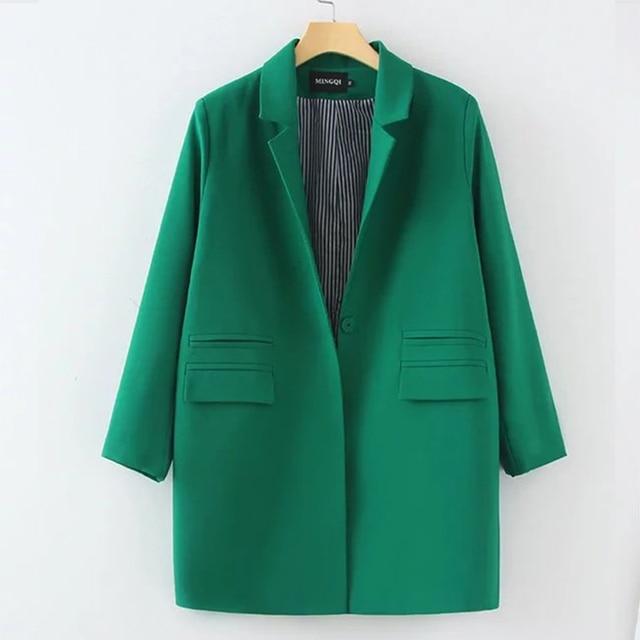 2018 Новый Для женщин осенний-зимний тренч, пальто женские двойные карманы Блейзер плащи для Для женщин пальто ветровка плюс Размеры M-XXXL 50