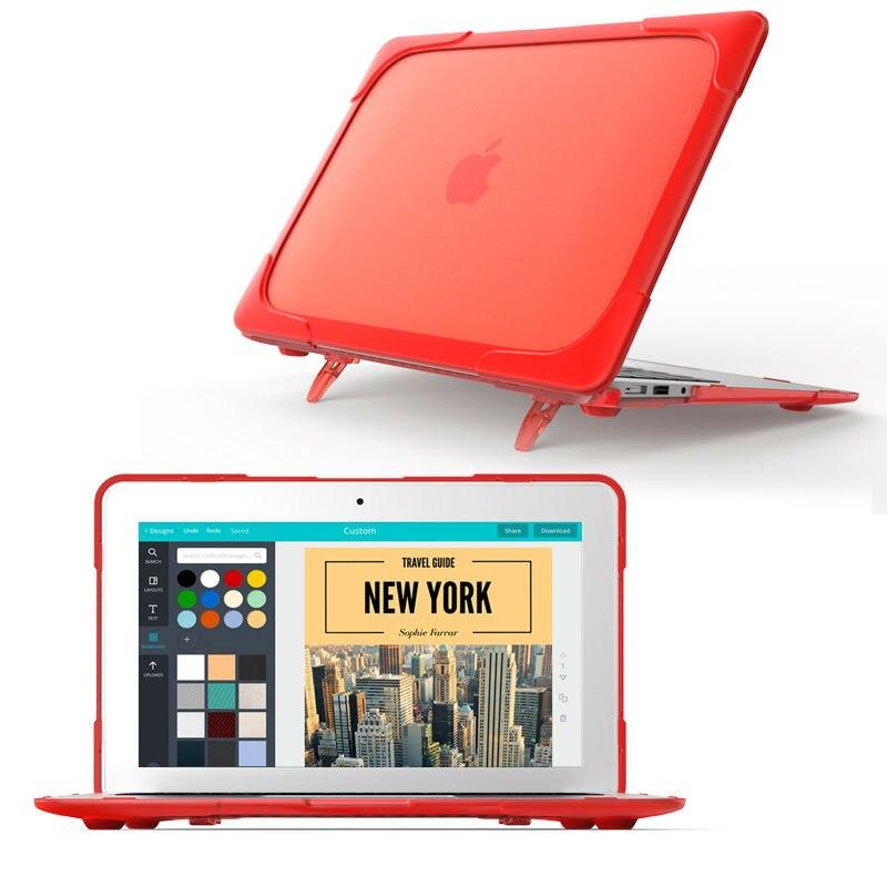 2017 Новый Чехол для Apple Macbook 12 дюймовый Retina матовая поверхность серии ноутбук сумка защитный чехол Для 13 Air 11 15 Pro ноутбук