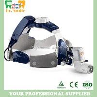 5W LED Surgical Head Light Medical Lamp Dental Oral Headlight 2.5X , 3.5X KD 202A
