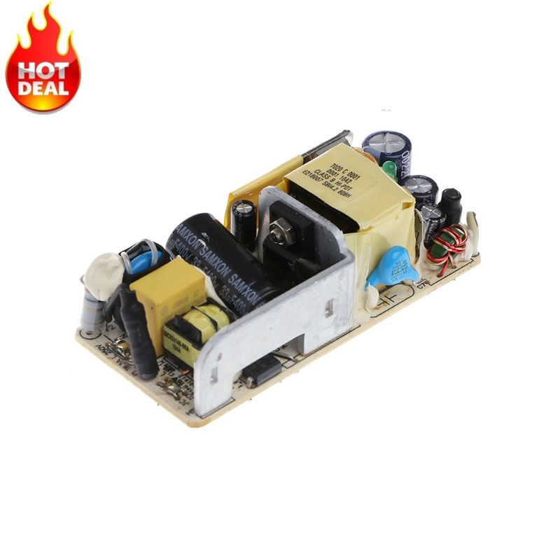 AC-DC 12V 2.5A Switching Power Supply Board Board Replace Repair Module 2500MA Input 100-240V 50-60Hz 6es7284 3bd23 0xb0 em 284 3bd23 0xb0 cpu284 3r ac dc rly compatible simatic s7 200 plc module fast shipping
