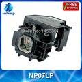Np07lp совместим проектор лампа накаливания для NP300 NP400 NP500 NP500W NP600 NP300A NP410W NP510W ...