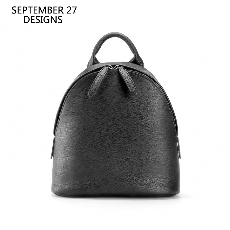 Fashion Backpacks Women First Layer Cow Leather High Quality Teenager School Bag Bagpack Casual Travel Bags Notebook BackpackFashion Backpacks Women First Layer Cow Leather High Quality Teenager School Bag Bagpack Casual Travel Bags Notebook Backpack