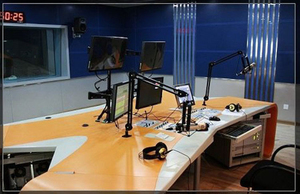 Image 5 - Cadiso להארכה מיקרופון שולחן Stand בום מיקרופון מספריים זרוע Stand מחזיק חי רדיו הקלטת מיקרופון טלפון מתקפל Stand מחזיק