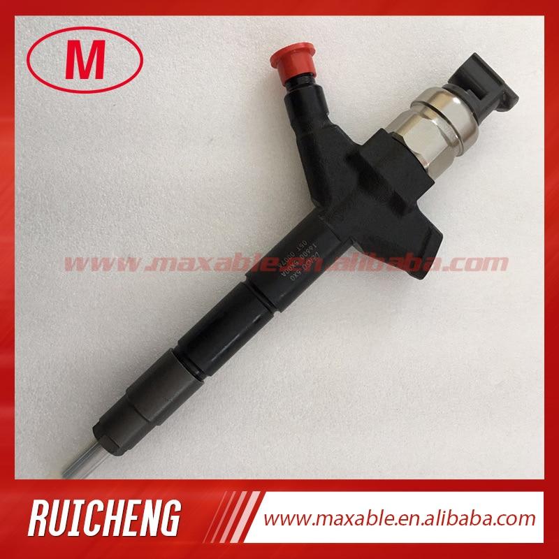 295050 0300 common rail injector for Pathfinder Murano NAVARA 16600 5X00A 16600 5X000