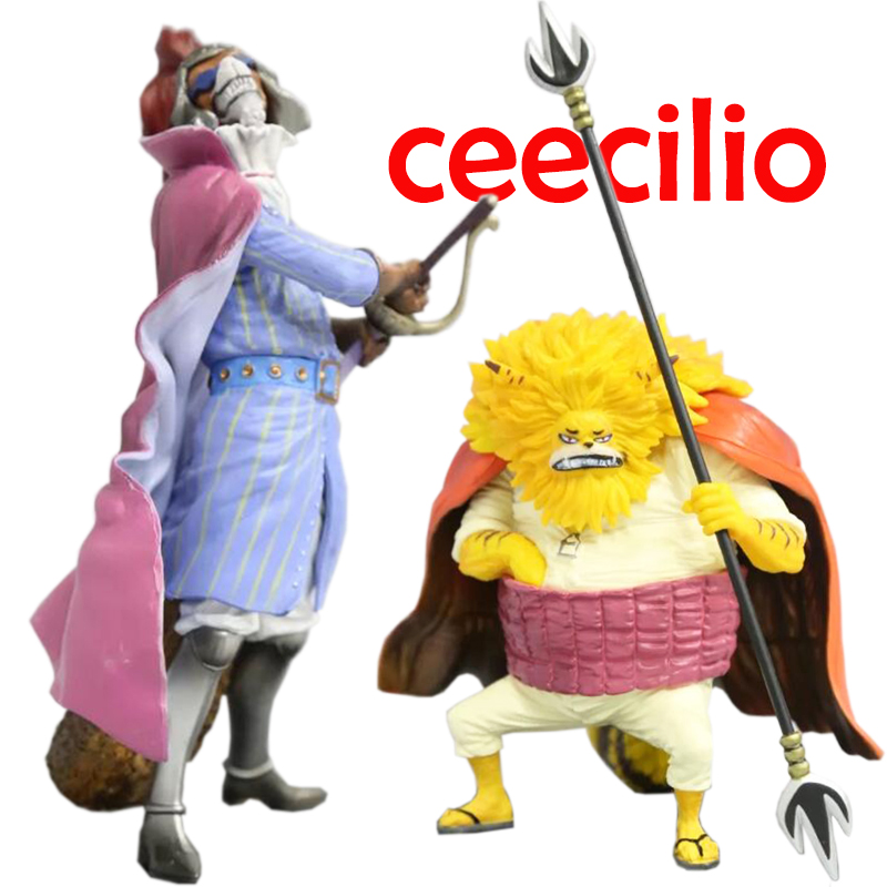 Anime One Piece The Duke of dogs / cat PVC Action Figure Toys 15~17cm ceecilio-58893 how the duke was won